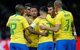 Sao Man City tỏa sáng, Brazil trả món nợ thua 1-7 trước người Đức