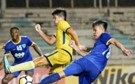 Bùi Tiến Dũng ngồi dự bị, FLC Thanh Hóa chia tay AF Cup 2018