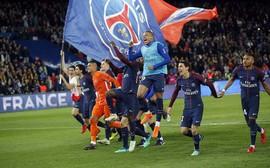 PSG hủy diệt Monaco 7-1, vô địch Ligue 1 sớm 5 vòng đấu