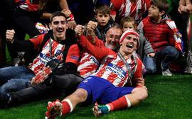 Griezmann chói sáng, Atletico lần thứ ba vô địch Europa League
