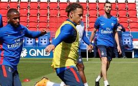 Tin vui cho fan Brazil: Neymar trở lại tập luyện lần đầu sau chấn thương