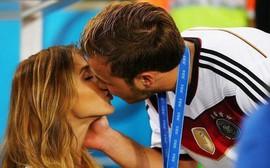 Cầu thủ Đức bị cấm
