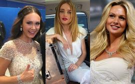 Hoa hậu, siêu mẫu và những cô gái Nga xinh đẹp hút ánh nhìn trong lễ khai mạc World Cup 2018