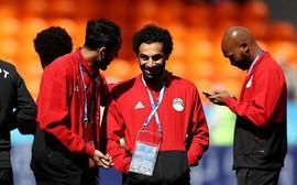 TRỰC TIẾP Ai Cập - Uruguay: Salah bình phục chấn thương, nhưng ngồi dự bị