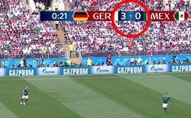 HÀI HƯỚC: FIFA tặng 3 bàn thắng cho đương kim vô địch Đức ngay khi bóng vừa lăn