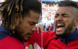 Đội trưởng Panama xúc động đến rơi nước mắt trong lần đầu tiên dự World Cup