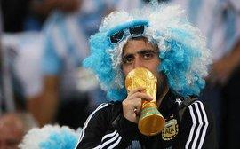 CĐV Argentina