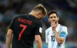 """""""Tôi chỉ cảm thấy rất tiếc cho Messi"""""""