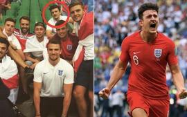 Điều kỳ diệu của bóng đá: 2 năm trước chỉ là fan, giờ là cầu thủ ghi bàn đưa Anh vào bán kết World Cup