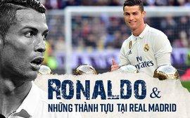 Nhìn lại những kỷ lục của Cristiano Ronaldo sau 9 năm khoác áo Real Madrid