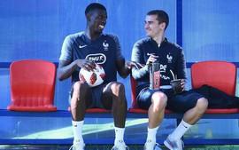 Pogba khen Griezmann là Zidane mới của bóng đá Pháp