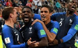 Chung kết World Cup 2018: Pháp được ủng hộ bởi... cả châu Phi