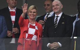 Chuyện khó tin về hành trình đến với World Cup 2018 của nữ Tổng thống Croatia