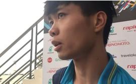 Công Phượng, Văn Toàn, Tuấn Anh nói gì sau trận thắng đậm?