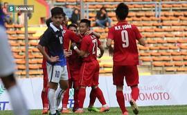Góc Lê Thụy Hải: Philippines chỉ là đối thủ để Việt Nam... tập luyện!
