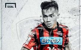 """Khi Thái Lan vẫn thách thức SEA Games, """"tiểu Messi"""" Chanathip đã làm được gì ở Nhật?"""