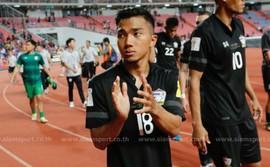 Thái Lan nhận kết cục cay đắng ngay trên sân nhà sau quả phạt đền tranh cãi.