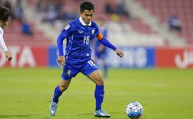 """""""Messi Thái"""" dọa sẽ khiến đội 4 lần dự World Cup phải ngậm đắng nuốt cay"""
