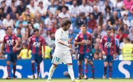 Đá 3 trận, Real Madrid lãnh nhiều thẻ đỏ bằng Barca chơi 2 năm