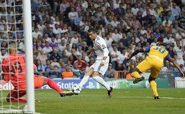 Khủng hoảng ở đâu không biết, cứ đến Champions League thì Real Madrid lại là