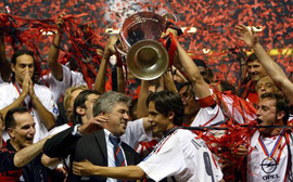 Carlo Ancelotti: Về với mái nhà xưa thân thương thôi, Carletto!
