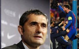 Barca mất Neymar, Dembele: Valverde thiên biến vạn hóa cùng Messi