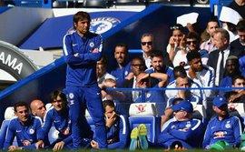 Chelsea thua Man City: Conte