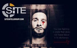 Ra áp phích hình Messi mắt nhỏ máu khóc trong nhà tù, ISIS đe dọa World Cup 2018