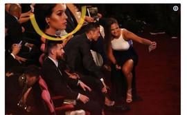 Đây là phản ứng của Georgina khi Ronaldo được người đẹp tuổi teen tiếp cận