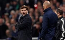 Đánh bại Zidane, Pochettino lập tức được Chủ tịch Real Madrid liên hệ