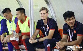 Giành quyền dự Asian Cup, tuyển Việt Nam chia tay chuyên gia người Đức