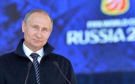 Tổng thống Putin dự lễ bốc thăm World Cup 2018 tối nay
