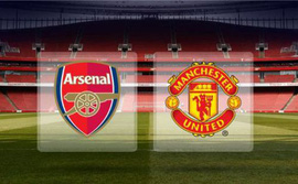 TRỰC TIẾP Premier League: Arsenal vs Man United (00h30)