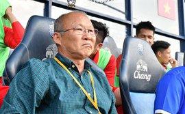 HLV Park Hang-seo đổ lỗi cho học trò sau trận thua cay đắng