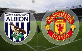 TRỰC TIẾP West Brom vs Man United (21h15)