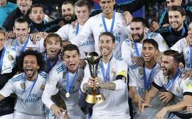Đoạt FIFA Club World Cup, Real vẫn lo 'Kinh điển'