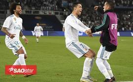Ronaldo từ bỏ kiểu ăn mừng đã thành 'thương hiệu' chỉ vì lời nói của đàn em