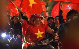 Cảm ơn bóng đá, cảm ơn U23 Việt Nam!