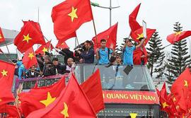 V-League 'lên giá' từ hiệu ứng U-23 Việt Nam