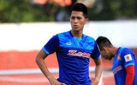 Lá chắn thép U.23 Việt Nam về khoác áo Sài Gòn FC