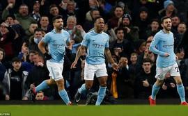 Man City hủy diệt đối thủ nhờ màn