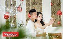 Bạn gái hot girl lo ngại chuyện các cô gái liên tục 'thả thính' Văn Thanh