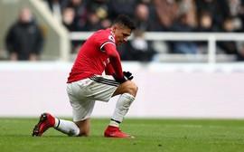 Man United thất thủ: