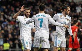 Ronaldo lập cú đúp, Real Madrid gửi lời thị uy đến PSG