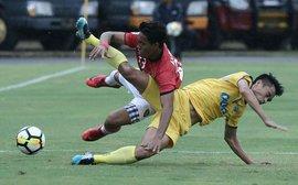 Bùi Tiến Dũng ngồi ngoài, Thanh Hóa thua bất ngờ tại đấu trường châu lục