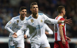 Ghi một mạch 14 bàn thắng, Ronaldo