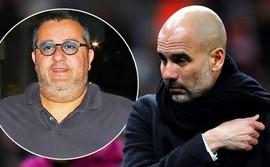 NÓNG: Siêu cò Mino Raiola chửi thẳng Pep Guardiola là 'kẻ hèn nhát'