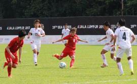 Sang Đức tập huấn, Việt Nam hòa 1-1 trước Bayern Munich