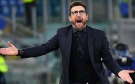 HLV Roma vẫn tin vào phép mầu trước Barcelona
