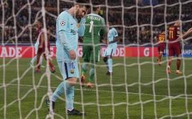 Thua Roma không phải chuyện lạ, Barcelona thực ra đã